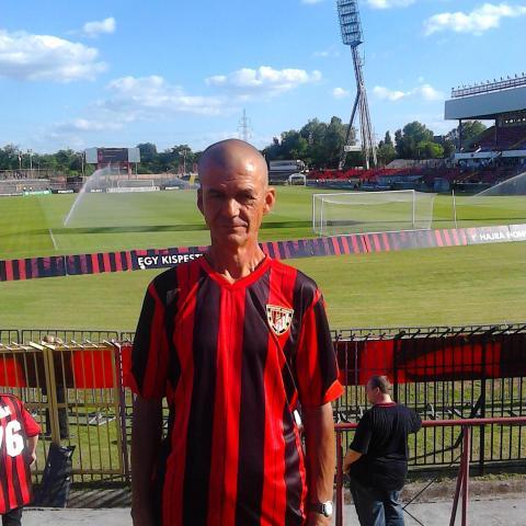 Tibor, 50 éves társkereső férfi - Vaja